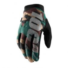 New 2019 Adult 100% Brisker Cold Weather Gloves Camo/Black